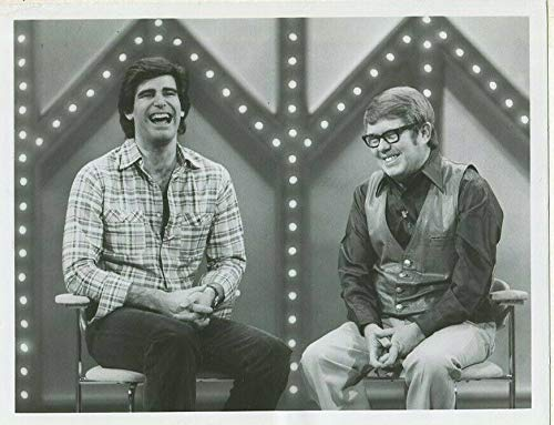 Michael Young, Billy Carter -'Kids Are People Too 1979 ABC TV press photo MBX96
