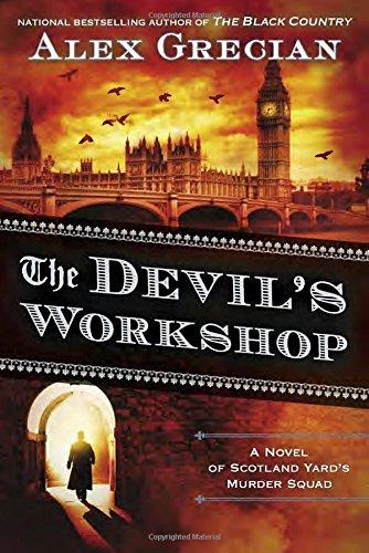 The Devil's Workshop (Scotland Yard's Murder Squad)