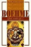 """Qui suis-je?"" Boehme"
