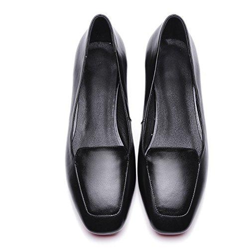 Puro Cómodos ZFNYY de Zapatos Color de Casuales Zapatos Zapatos Trabajo Zapatos Simple Planos zw7gxq6z4