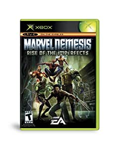 Marvel Nemesis Rise of the Imperfects / Game [Importación ...