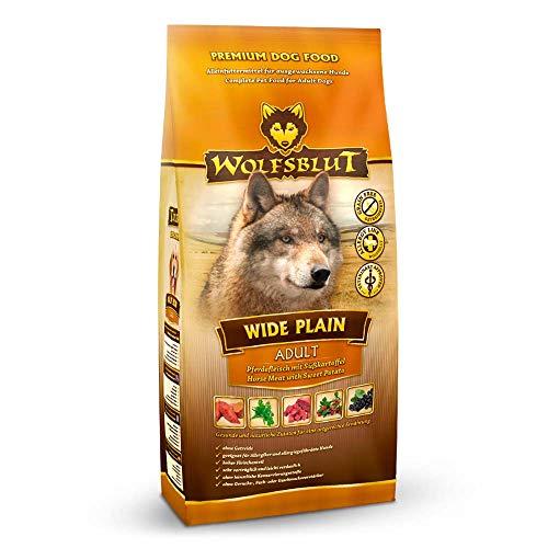 Wolfsblut – Wide Plain – 15 kg – Pferd – Trockenfutter – Hundefutter – Getreidefrei