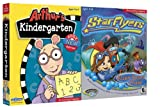 Arthurs Kindergarten and StarFlyers Alien Space Chase - PC/Mac