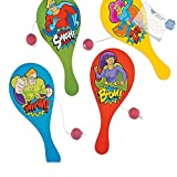 Bargain World Jumbo Everyday Paddleball Games Clip Strip (With Sticky Notes)