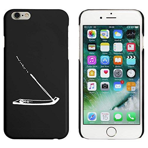 Schwarz 'Räucherstäbchen' Hülle für iPhone 6 u. 6s (MC00027489)