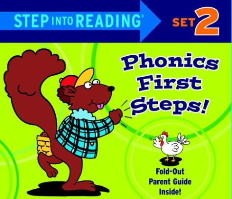 Step into Reading Phonics First Steps, Set 2 (Phonics Boxed Sets)