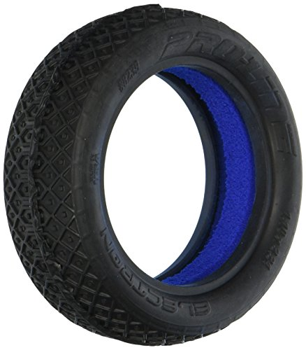 PROLINE 823917 Electron 2.2 2Wd Mc Clay Off-Road Buggy Front Tires (Buggy Tires Clay)
