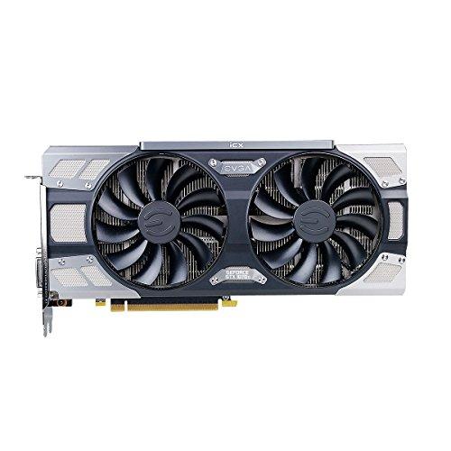 EVGA GeForce GTX 1070 Ti 8 GB FTW2 GAMING iCX Video Card