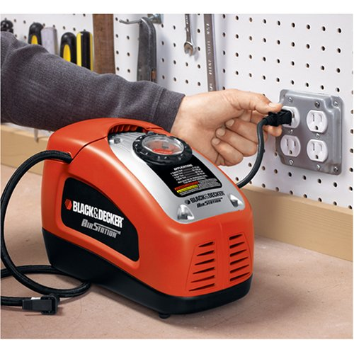 BLACK+DECKER ASI300 Air Station Inflator - coolthings.us