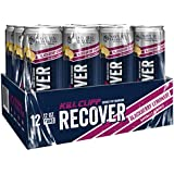 Kill Cliff Recovery Drink, Blackberry Lemonade, 12 Oz Cans, 12 Count