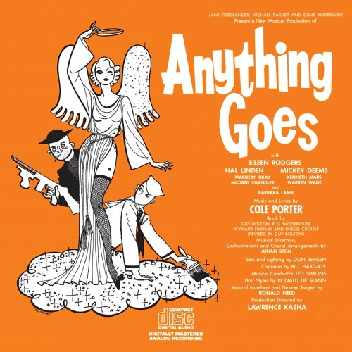 Price comparison product image Anything Goes (1962 Off-Broadway Cast)