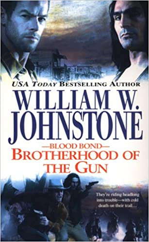 William W. Johnstone - Brotherhood of the Gun Audiobook Free Online