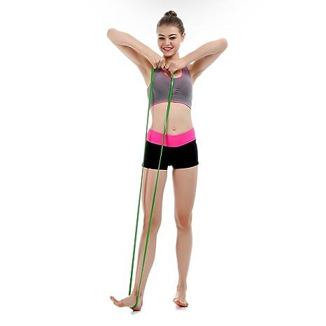 Amazon.com: 208 cm imucci Yoga Gimnasio Correas para banda ...