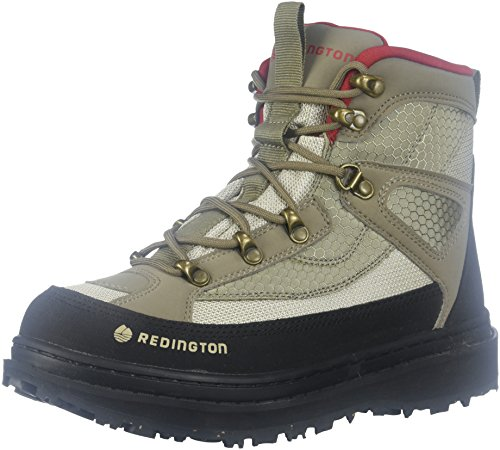 - Redington Women's Willow River Sticky Rubber Boot - 8, Sand