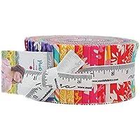 Crystal Manning Painted Garden Jelly Roll 40 2.5-inch Strips Moda Fabrics 11810JR