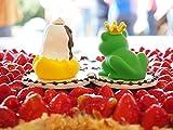 Home Comforts LAMINATED POSTER Wedding Cake Frog Prince Frog King Princess Poster 24x36 Decal