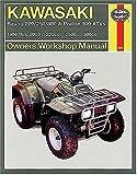 Kawasaki Bayou 220/250/300 & Prairie 300 ATVs 1986-2003 (Haynes Repair Manuals)