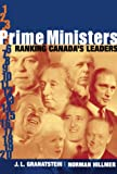 img - for Prime Ministers: Ranking Canada's Leaders book / textbook / text book