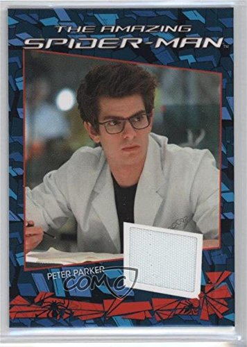 Peter Parker (Trading Card) 2012 Rittenhouse The Amazing Spider-Man - Characters - Costume [Memorabilia] (Spider Man Professional Costumes)