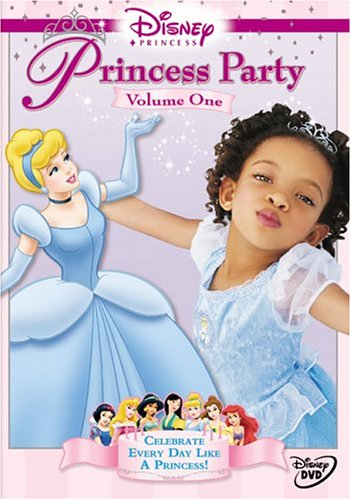 Disney Princess Party -  Volume 1 -