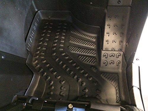 Amazon.com: TreadLiner 2012-2018 Can-Am Commander/Maverick Front Floor Mats/Liners: Automotive