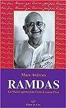 Ramdas - Un Maître spirituel de l'Inde d'aujourd'hui par Avérous