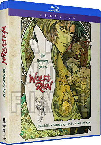 Wolf's Rain: The Complete Series [Blu-ray]