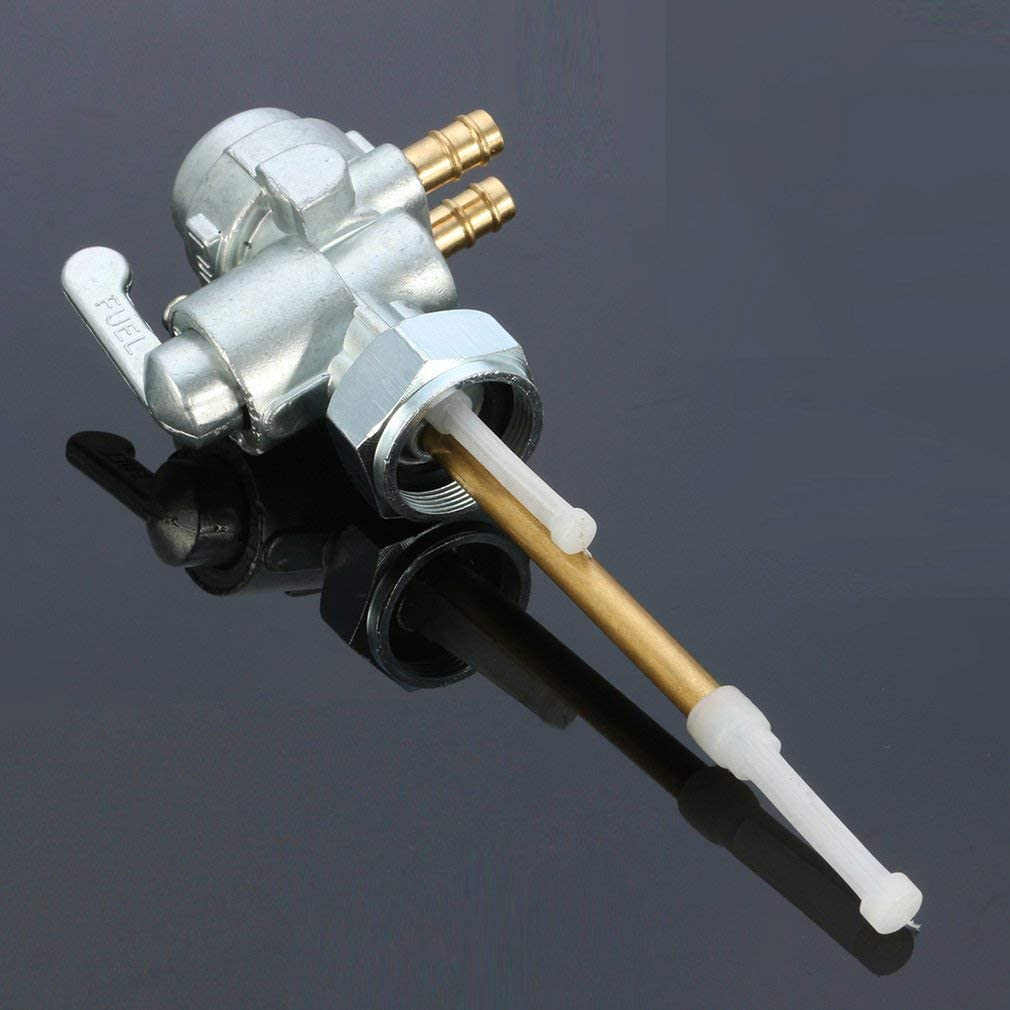 Gas Tank Fuel Petcock Valve Switch Assembly Durable Perfect Replacement For Kawasaki Kz900 Kz1000 C1 Z1