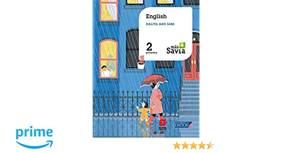 English. Sam and Daliya. 2 Primary. Más Savia: Amazon.es ...