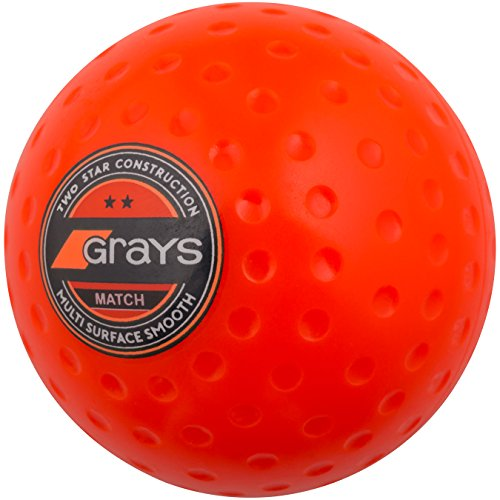 GRAYS Match Hockey Ball , - Ball Field Grays Hockey