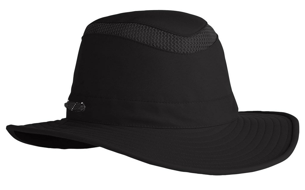 Tilley LTM6 Airflo Hat - Black 7-1/8''