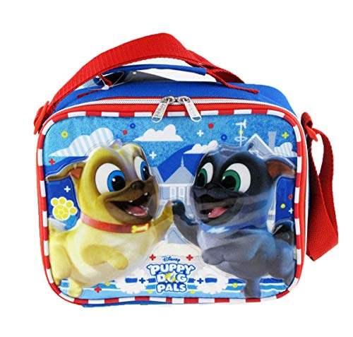(Disney's Puppy Dog Pals Lunch Box - A14869)