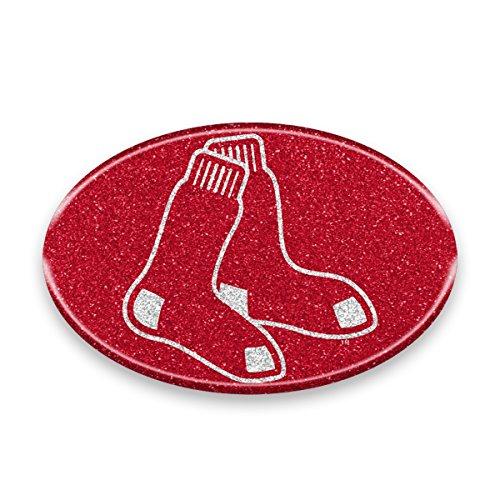 MLB Boston Red Sox Color Bling Emblem, 4