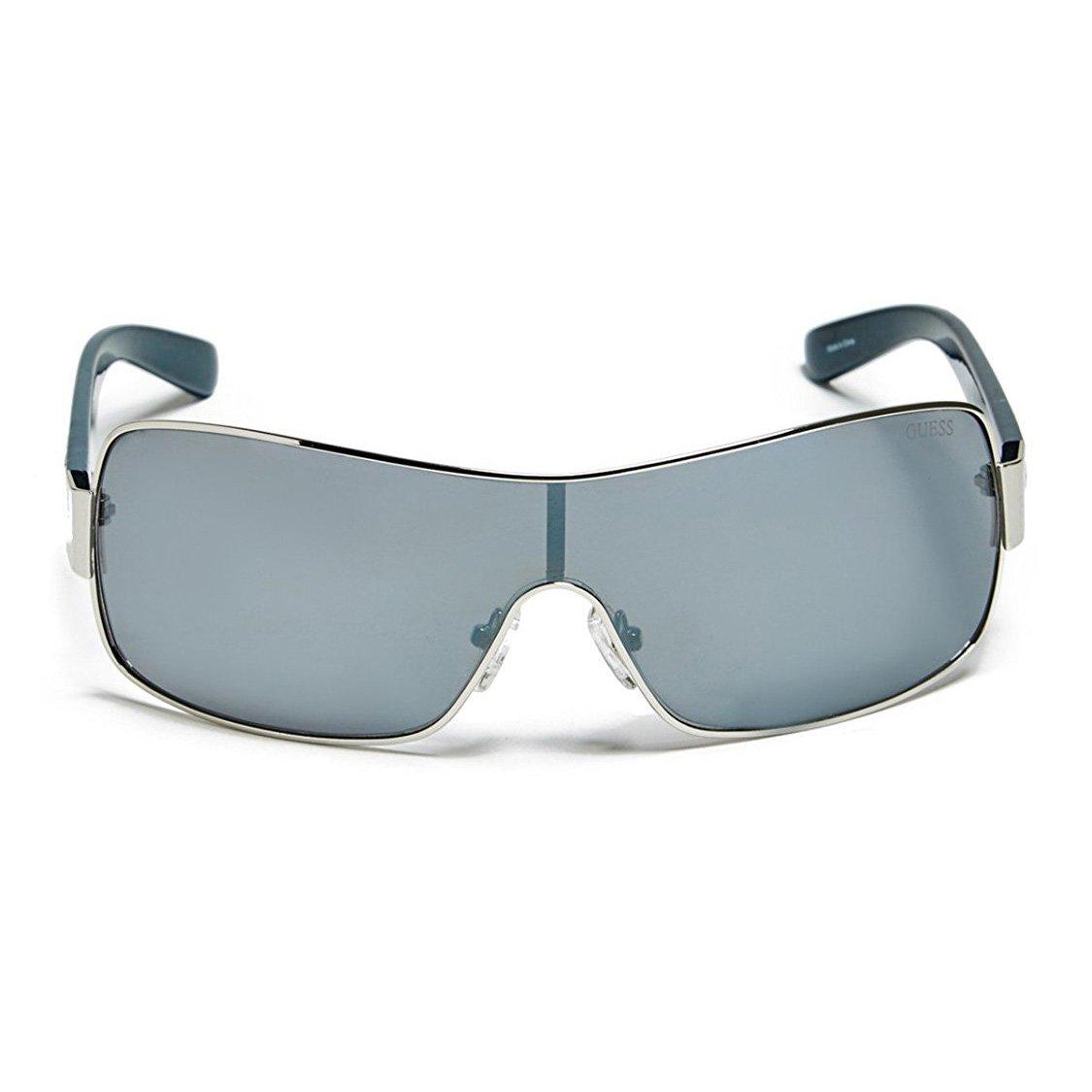 GUESS Hombre Mixed escudo gafas de sol