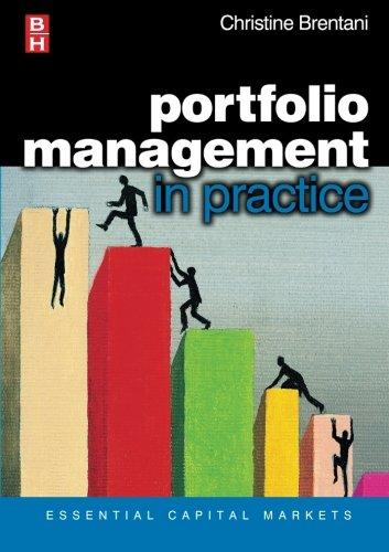 Download PDF Portfolio Management in Practice (Essential Capital