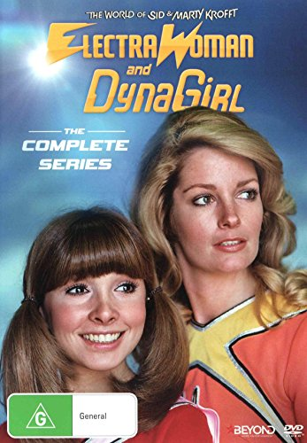 The World of Sid and Marty Krofft's: Electra Woman and Dyna Girl: The Complete Original Series [DVD] ()