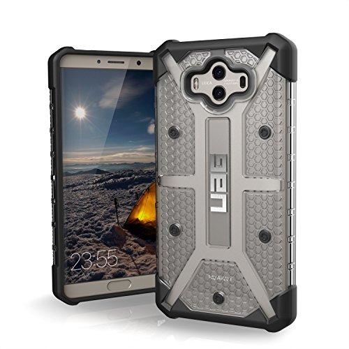 URBAN ARMOR GEAR UAG Huawei Mate 10 [5.9-inch Screen] Plasma Feather-Light Rugged [Ash] Military Drop Tested Phone Case