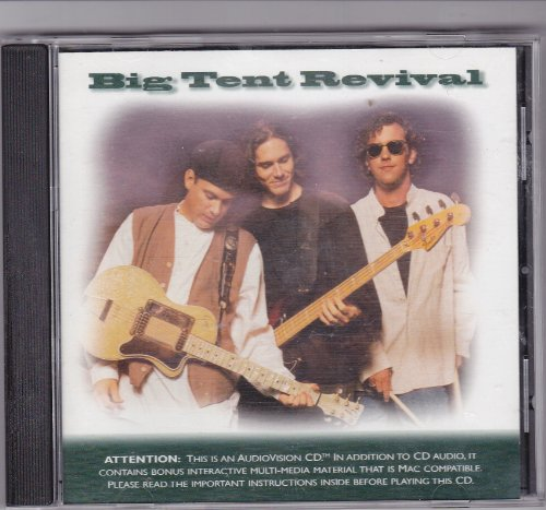 Big Tent Revival Album Cover