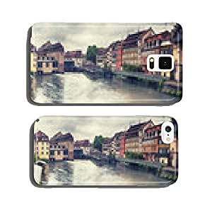 water panorama in Strasbourg cell phone cover case iPhone5