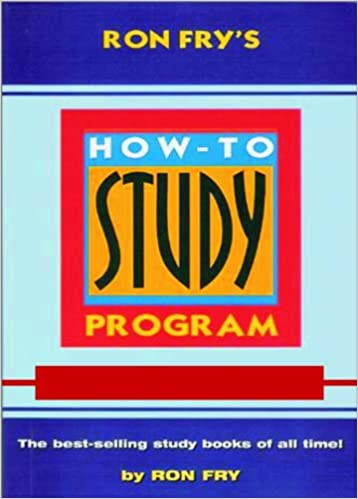 How to Study Program: The Best Selling Study Books of All