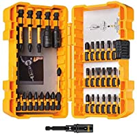 Deals on 35-Piece Dewalt DWA2NGFT35IR Durability Drill Bit Set