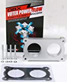 OBX Votex PowerFlow Throttle Body Spacer 05-07 Ford Mustang GT V8 4.6L