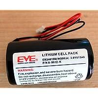 Batterie de sirène Visonic MCS-710 et 730 ER34615M 0-9912-K
