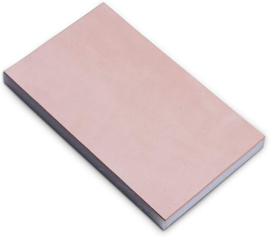 Leather Craft Punching Pad Mute Cutting Mat Punch Stamping Tool 20x15x0.8cm//7.87x5.91x0.31in