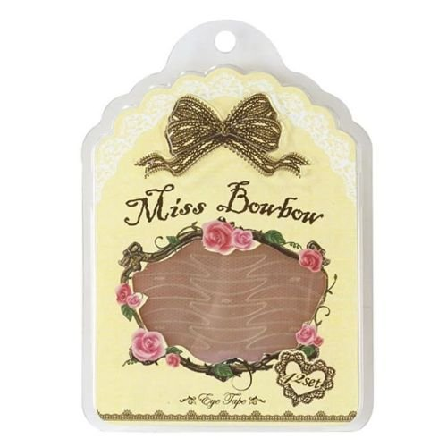 Miss Bowbow Eye Tape 42 Set Mild Slim Shape For Sensitive Skin