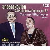 Schostakowitsch: Präludien & Fugen Op.87