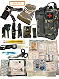 Best Survival Kits - Fortis EDC Survival First Aid Kit Molle Bag Review