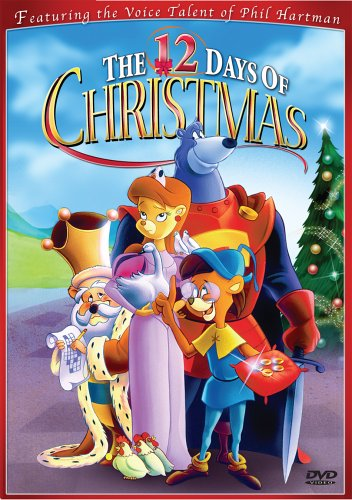 Image result for twelve days of christmas cartoon