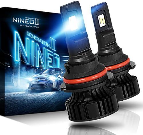 NINEO 9004 Headlight Conversion Adjustable