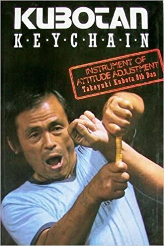 Book Kubotan Keychain: Instrument of Attitude Adjustment January 1, 1985